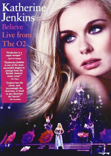 Believe - Live From The O2 [DVD] [2010]