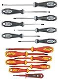 Famex Werkzeug 7747-14 Sparset Schraubendreher für...