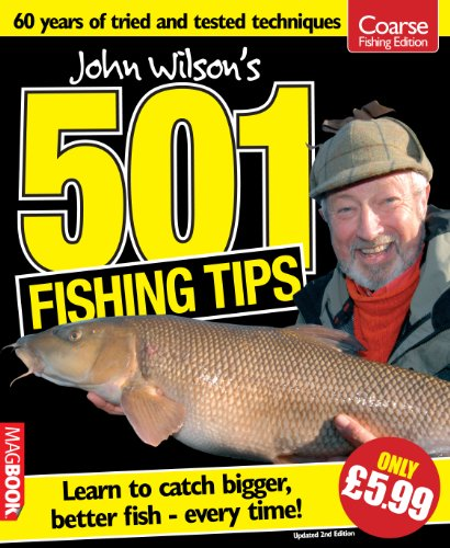 John Wilson's 501 Fishing Tips