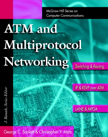 ATM and Multiprotocol Networking, GEORGE C. SACKETT, CHRISTOPHER Y. METZ