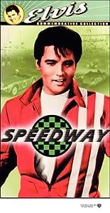 Elvis / Speedway [VHS]