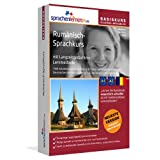 "Rum�nisch-Basiskurs mit Langzeitged�chtnis-Lernmethode von Sprachenlernen24.de: Lernstufen A1+A2. Rum�nisch lernen f�r Anf�nger. PC CD-ROM+MP3-Audio-CD f�r Windows 8,7,Vista,XP/Linux/Mac OS Xvon ""Sprachenlernen24.de"""
