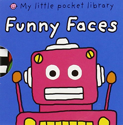 My Little Pocket Library: Funny Faces