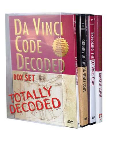 Da Vinci Code Decoded Box Set: Totally Decoded front-187380