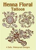 Henna Floral Tattoos (Dover Tattoos)
