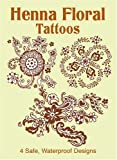 Henna Floral Tattoos (Dover Tattoos)