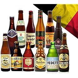 Belgium Beer Mixed Selection - 12 Bottles