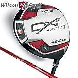 ウィルソン ゴルフ DXi ドライバー オリジナルカーボンシャフト