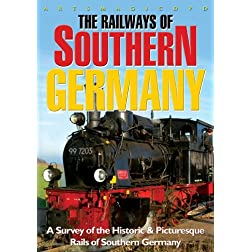 Railways Of Southern Germany, The