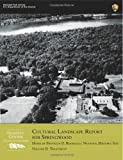 U.S. Department of the Interior National Park Service Cultural Landscape Report for Springwood: Volume II- Treatment: Home of Franklin D. Roosevelt National Historic Site