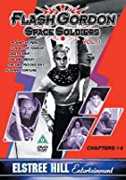 Flash Gordon Space Soldiers - Vol. 1 - Episodes 1 To 6 [1936] [DVD]