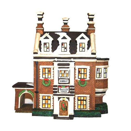 department-56-dursley-manor-retired-dickens-village-series