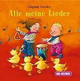 Alle meine Lieder - CD - Dagmar Geisler