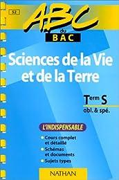 Sciences de la vie et de la terre, term. S obl. & spé.