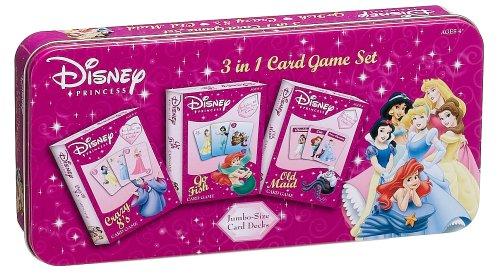 Disney Princess 3-in-1 Card