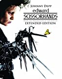 Edward Scissorhands - Limited Edition Steelbook (Blu-ray + DVD) [1990]