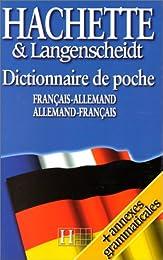 Dictionnaire de poche français-allemand, allemand-français