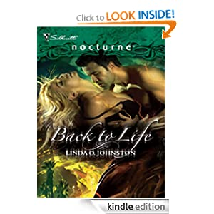 Back to Life (Silhouette Nocturne (Numbered)) Linda O. Johnston