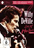 Willy DeVille - Live at Montreux 1994 (+ Audio-CD) [Collector's Edition] [2 DVDs]