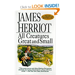 Amazon.com: All Creatures Great and Small (9780312965785): James ...