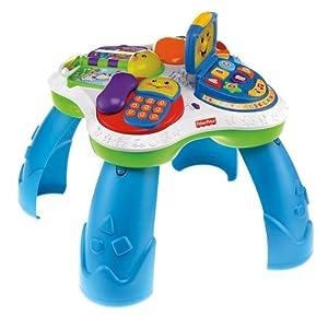 Mattel N3156-0 - Fisher-Price Lernspaß Tisch