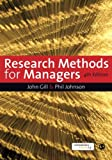 img - for Research Methods for Managers book / textbook / text book