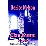 ClanGunn:Gerek: Scottish Heritage Series ~ Nelson, D. - Cox, M.