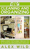 DIY Cleaning And Organizing: Brilliant Tips And Tricks To A Clean And Organized House (diy books, diy household hacks, diy cleaning, diy cleaning hacks, ... hacks, cleaning and organizing Book 1)