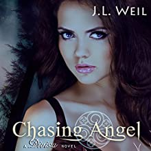 Chasing Angel: Divisa, Book 3 (       UNABRIDGED) by J.L. Weil Narrated by Emily Gittelman