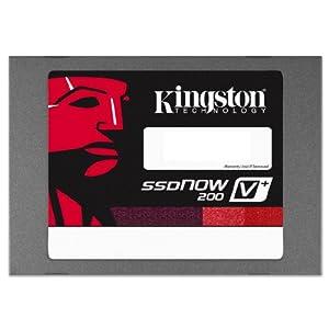Kingston Digital SVP200S3 SSDNow V 200 SATA III 6Gb/s 2.5-Inch Solid State Drive