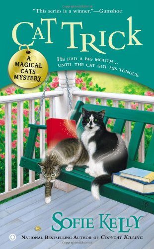 Cat Trick: A Magical Cats Mystery