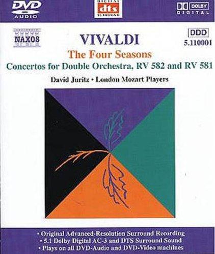 Player - Vivaldi: Vier Jahreszeiten (DVD-Audio) [DVD-AUDIO] - Zortam Music