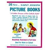St. Joseph Picture Books (Set of 26 Books) ~ Catholic Book...