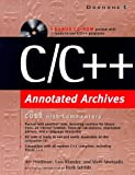 img - for C/C++ Annotated Archives book / textbook / text book