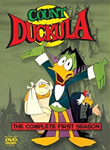Count Duckula - The Complete First Season