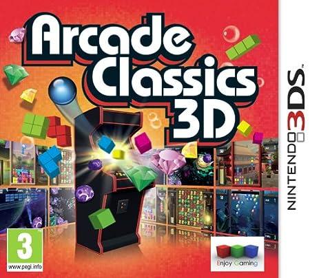 Arcade Classics 3D (Nintendo 3DS)