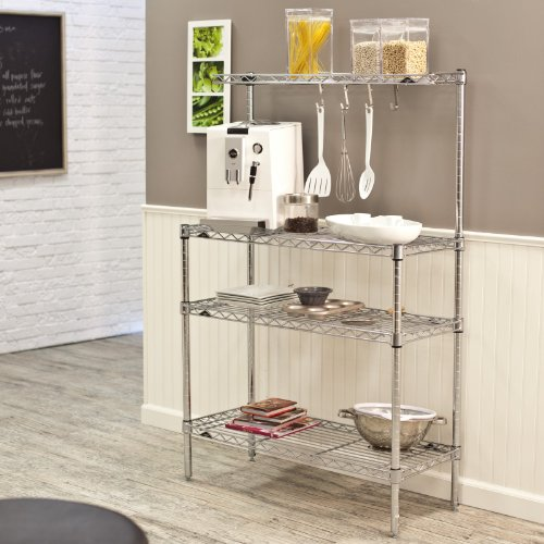 Edpoudrier review arrowroot bakers rack color