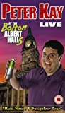 Peter Kay: Live At The Bolton Albert [VHS] [2003]