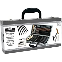 Royal & Langnickel Deluxe Sketching Artist Box Set