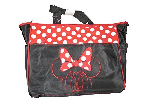 2014 Minnie Mouse Red Polka Dot Large Diaper Bag
