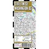 Streetwise Washington, DC Map - Laminated City Center Street Map of Washington, DC