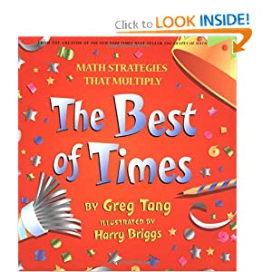 The Best Of Times Gregory Tang, Greg Tang and Harry Briggs