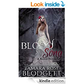 Blood Song (#2) (The Blood Series)