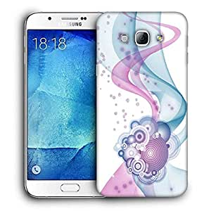 Snoogg Design Vector Printed Protective Phone Back Case Cover For Samsung Galaxy Note 5
