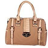 Trendberry Women's Handbag - Tan, TBHB(TAN)013