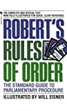 Robert's Rules of Order (0553225987) by Eisner, William (Illustrator)