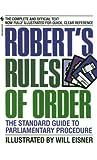 Robert's Rules of Order (0553225987) by Eisner, William (Illustrator)