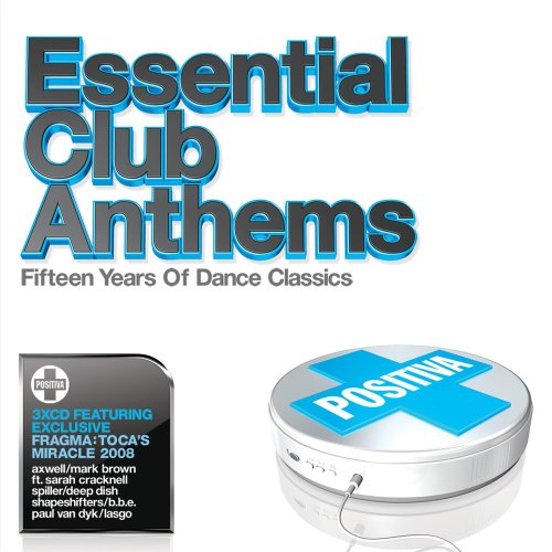 Various Artists - Essential Club Anthems - Zortam Music