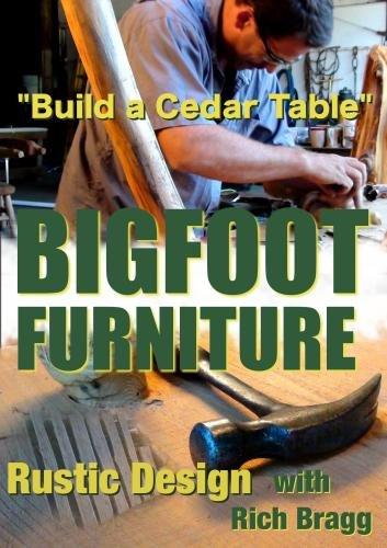 """BIGFOOT FURNITURE - """"Rustic Design"""""""