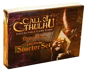 Call of Cthulhu Collectible Card Game: Edritch Edition Premium Starter Set